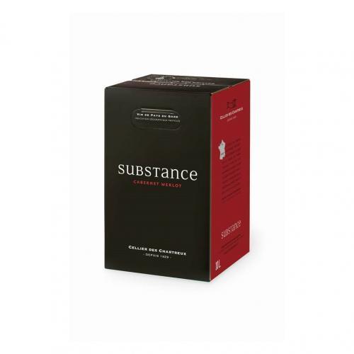 BIB Substance Rouge 3L, 5L ou 10L