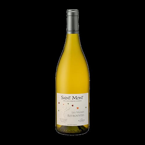 Saint-Mont Les Vignes Retrouvées Blanc