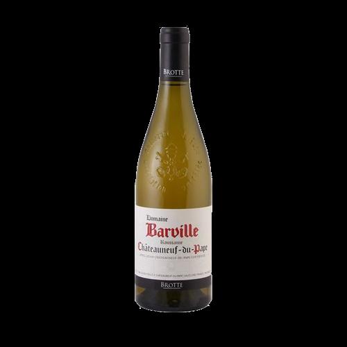 Domaine Barville Blanc