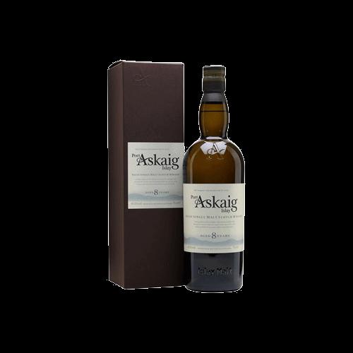 Whisky Port Askaig 8 ans