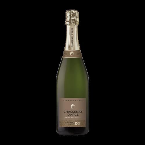Champagne Vintage 2008