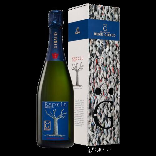 Champagne Esprit Brut Nature