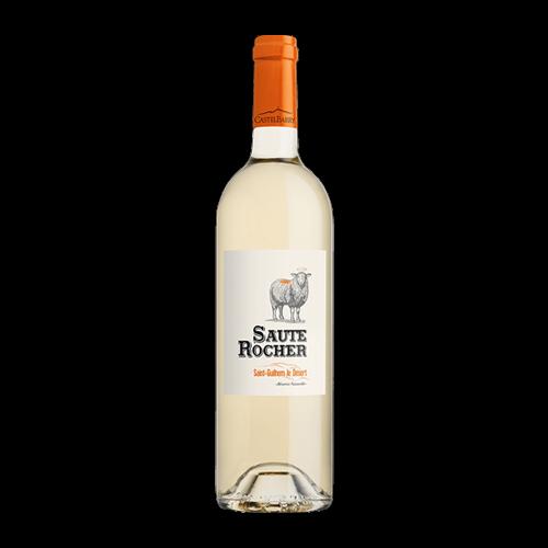 Saute Rocher Blanc