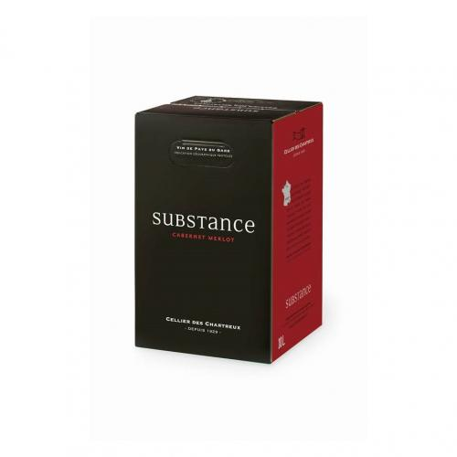 BIB Substance Rouge 3L, 5L ou 10L
